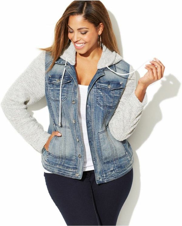 Jeans fur kleine dicke frauen