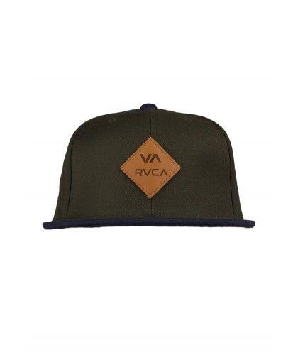 RVCA Clothing Delux Snapback Hat - Fatigue Navy  25.00  rvca ... 2c5b2622a94