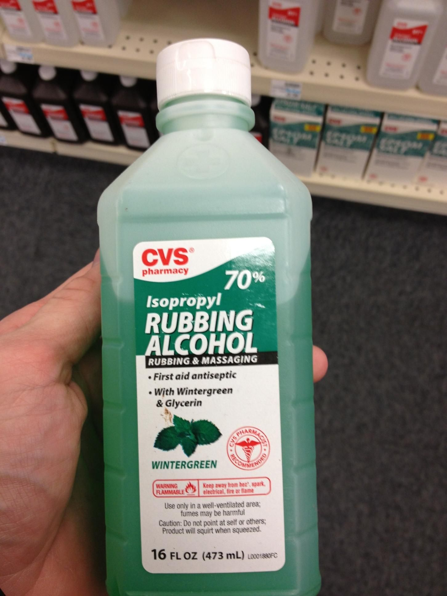 Green Alcohol for clean carpets!!! Cheap, sanitary, safe