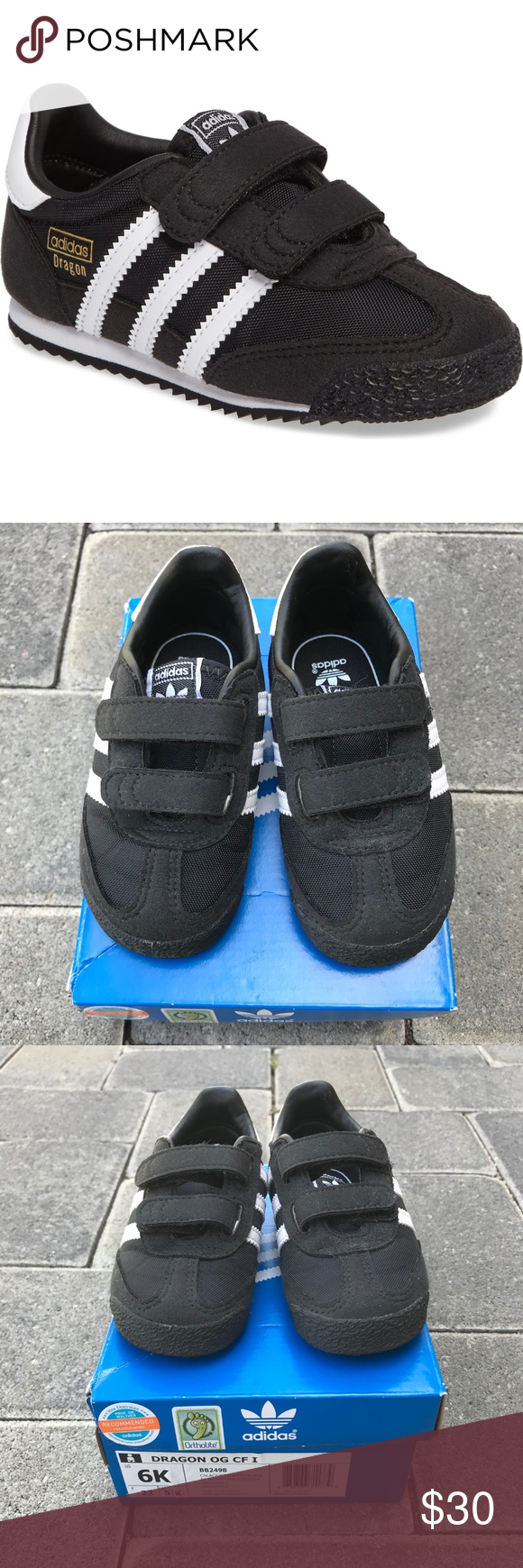 SOLD* adidas Dragon OG CF (Infant & Toddler) | Adidas dragon ...