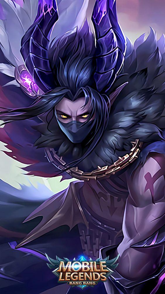 Mobile Legend Action Comics Gambar Tokoh Gambar Karakter Gambar Naga