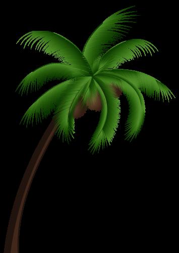 Palm tree green. Pin by ruel magtalas