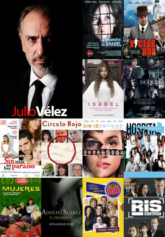 Algunos trabajos en tv de Julio Vélez http://marcogadei.com/juliovelez/ #Actor#filmjobs #filmindustry#filmmaking #entertainment#entertainmentindustry#filmresources #showbizcentral#filmmakers #production #media#film #tvjobs#productionindustry#postproduction #filmcareers#actors #directors #producers#screenwriters #film #setlife#filmcrew #fimlife