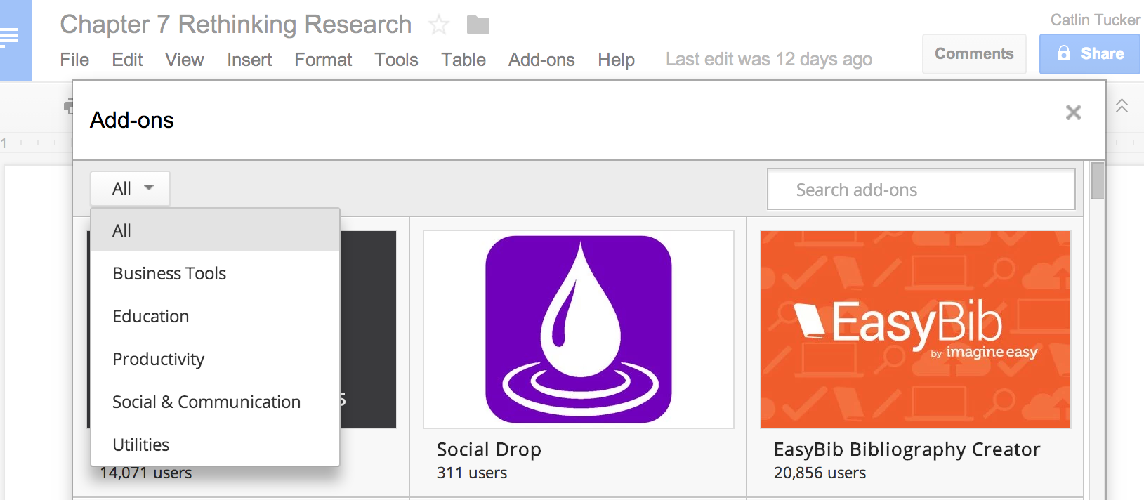 Do More in Google Docs with Addons Google docs, Go