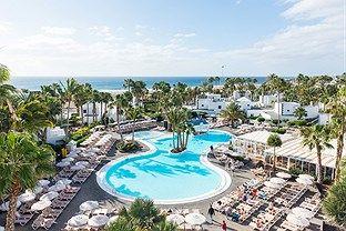 Clubhotel RIU Paraiso Lanzarote, Puerto del Carmen, Lanzarote #TUI #RIU