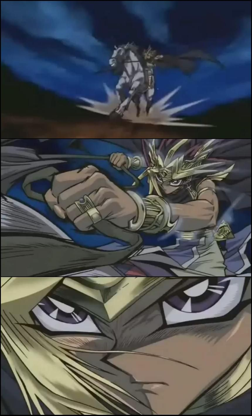 Pharaoh Atem is just so awesome! I love him. <3