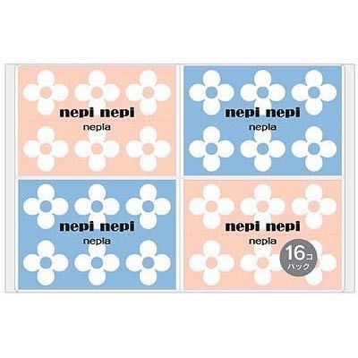 Nepi Nepi Pocket Tissue, 16 packs