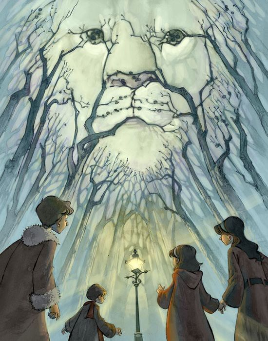Narnia Book Cover Art : Into narnia beautiful pictures pinterest