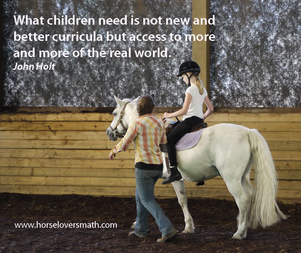 Math And Science Play A Big Role In The Real World Of Horses Kid S Learn About Equine Science Projects Summer Vet Camps How To Feed A Horse And Follow Along