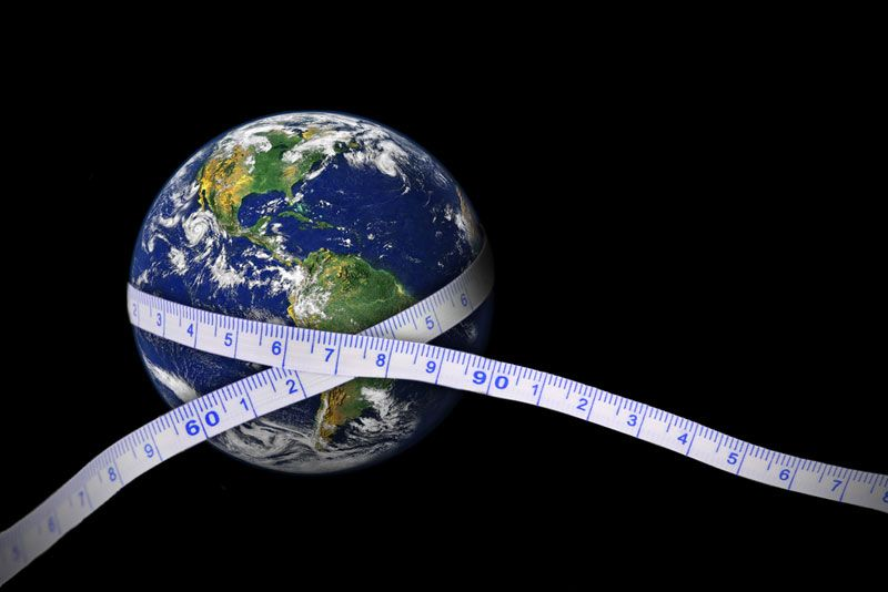 Image result for earth's circumferences