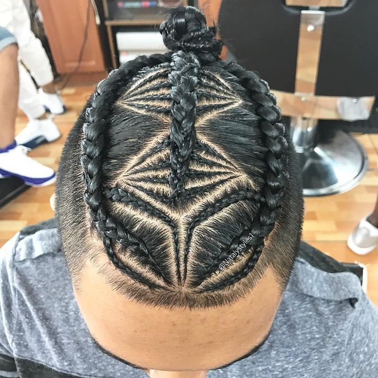 Image Result For Braided Fade Boy Braids Hairstyles