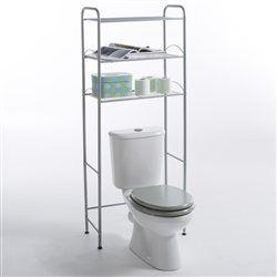 meuble spécial wc, 2 coloris la redoute interieurs - salle de bain ... - Meuble Wc Design