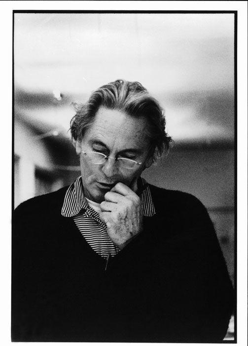 Ingo Maurer, light designer