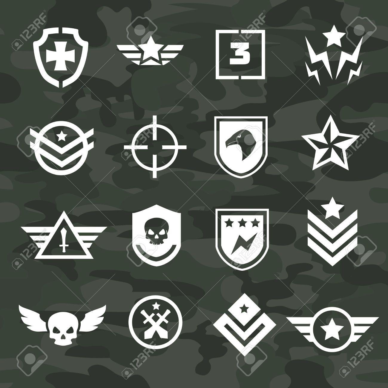 Resultado de imagen para signos militares | Tactical Stuff and ...