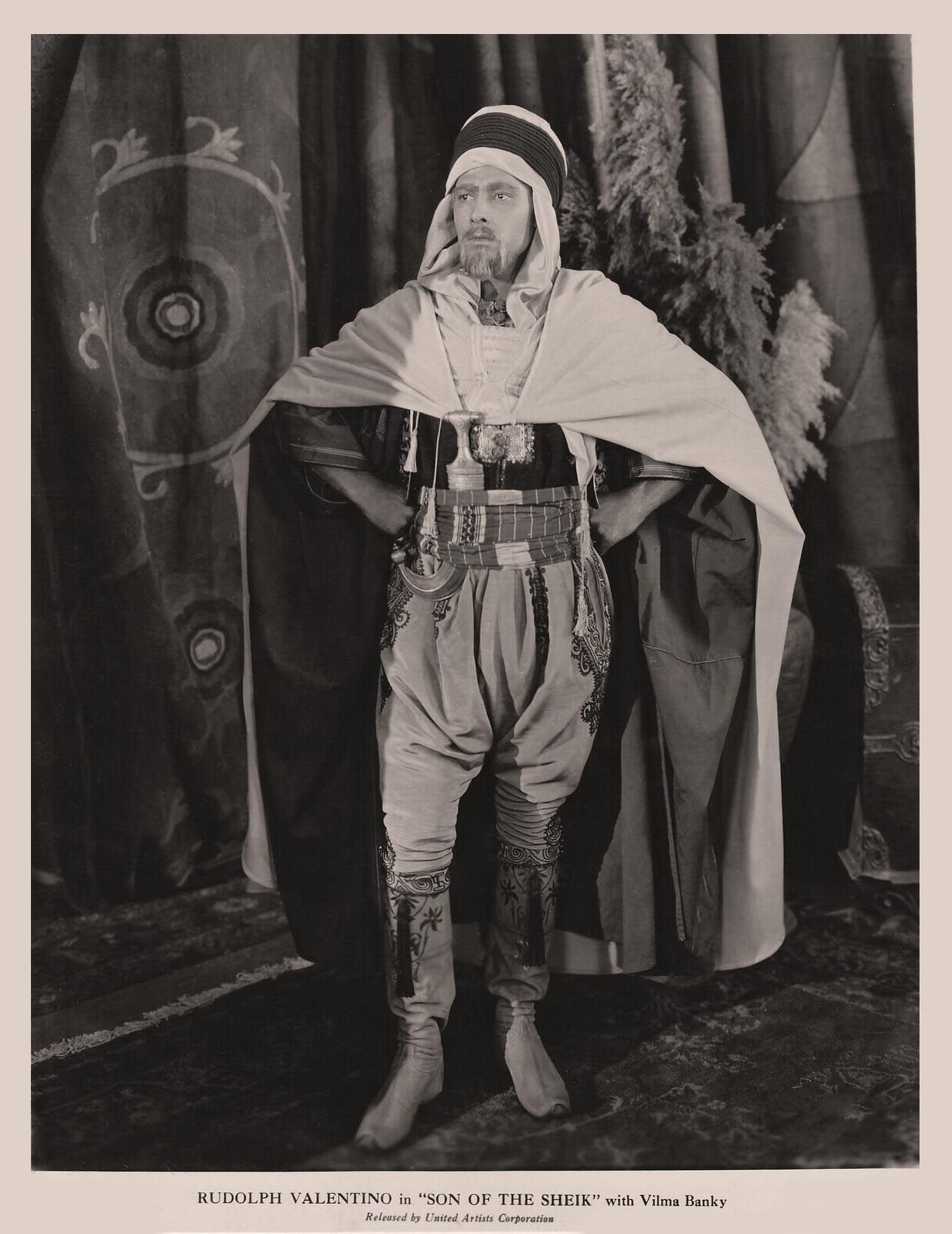 Rudolph Valentino - The Son of the Sheik (1926)