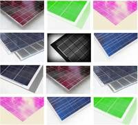 Sell 150Wp-400Wp Colored Solar PV Panel Polycrystalline