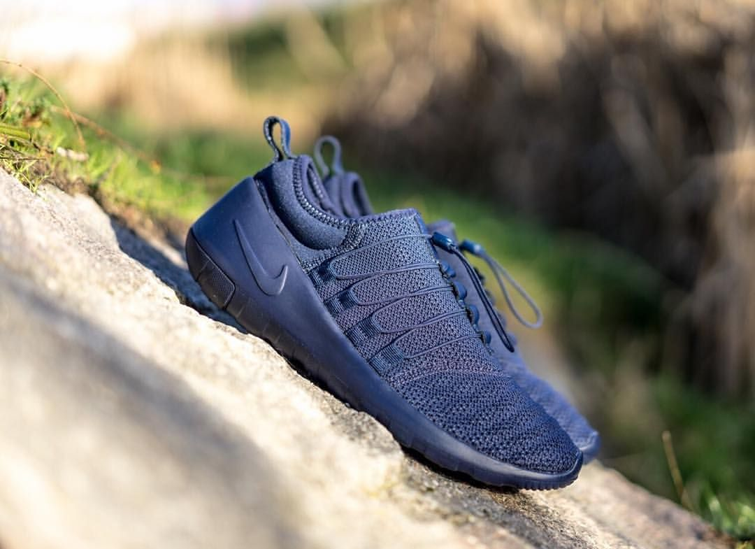 Nike Payaa Qs Mens Shoes Navy