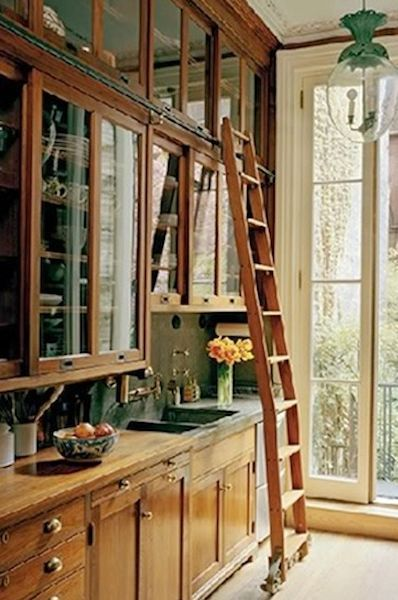 Planning our DIY old-house kitchen remodel… a collection of kitchen inspiration and design details. I want something classic, but unique to suit the age of our house.