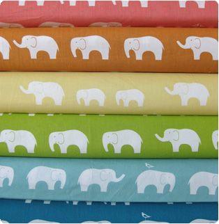 Fabric Worm. Modern Quilt Fabric, Japanese Import Fabric, Retro ... : modern quilt fabric online - Adamdwight.com