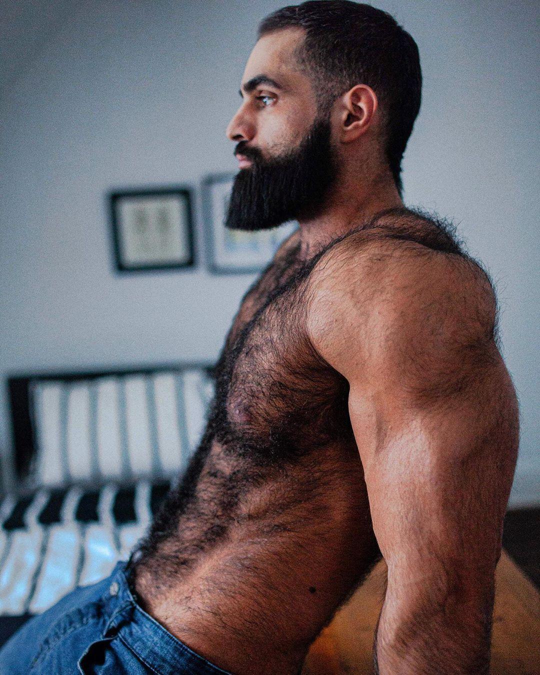 Sexy Männer Muskel haarig nackt Videos
