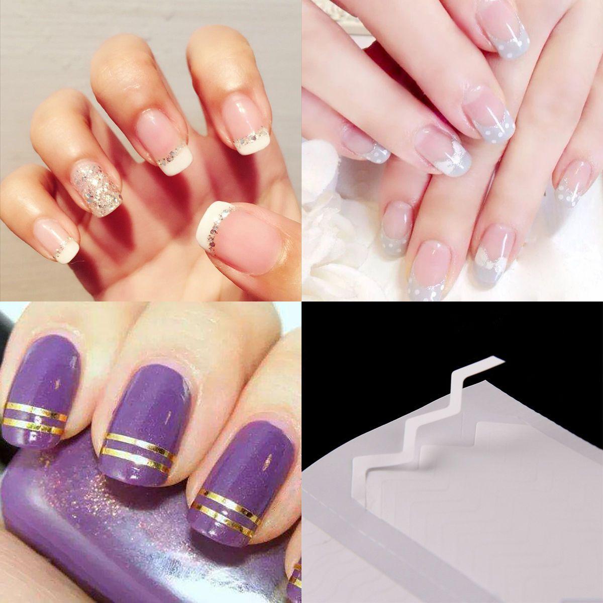 Decoration D Nail Art Transfer Sticker Decal Design Manicure Pack
