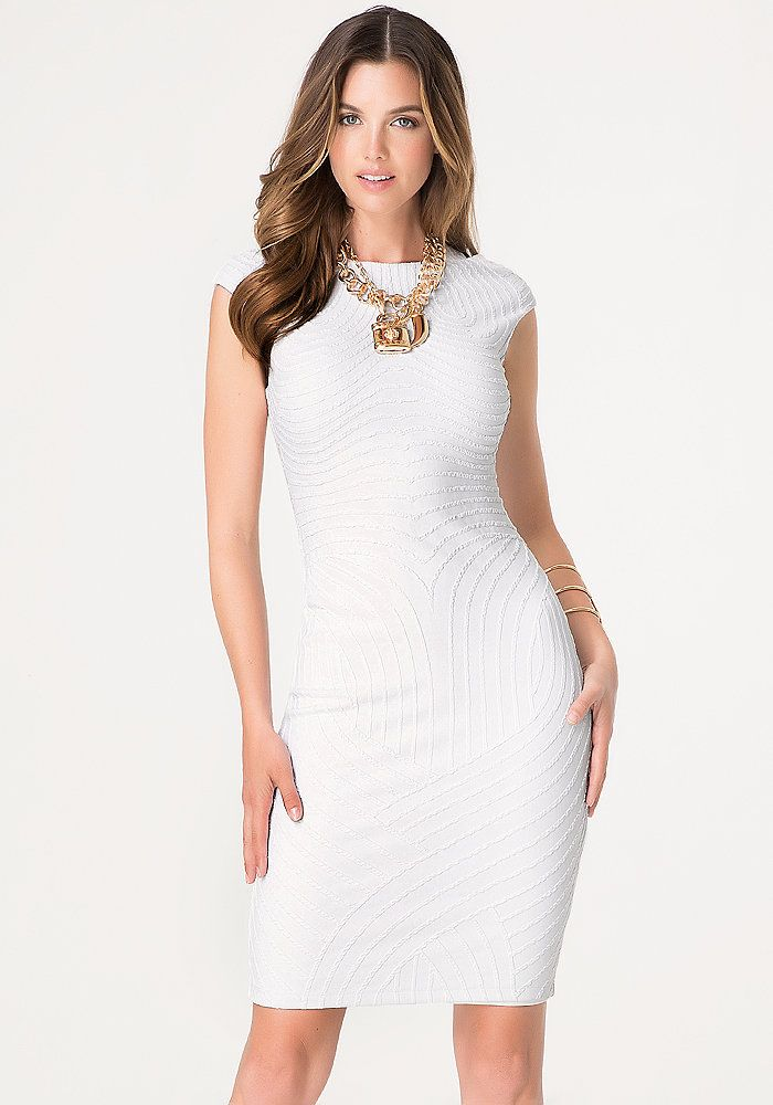 Bebe Midi Dresses