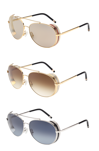 Quatre Eyewear - Boucheron France   BOUCHERON EYEWEAR   Pinterest ... 1163f0554d01