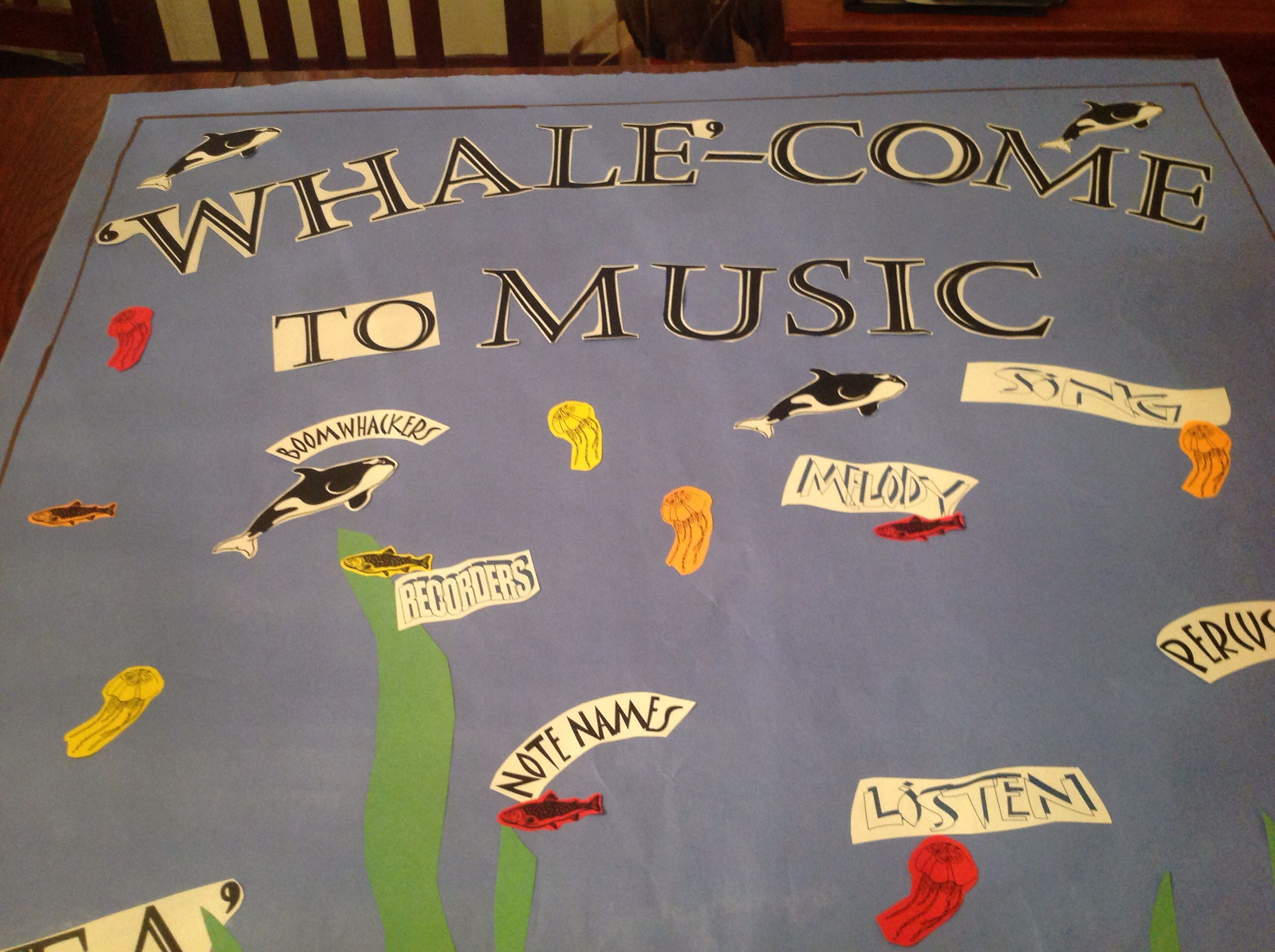 Whale Come To Music Sea What S Happening Sorry I Don T