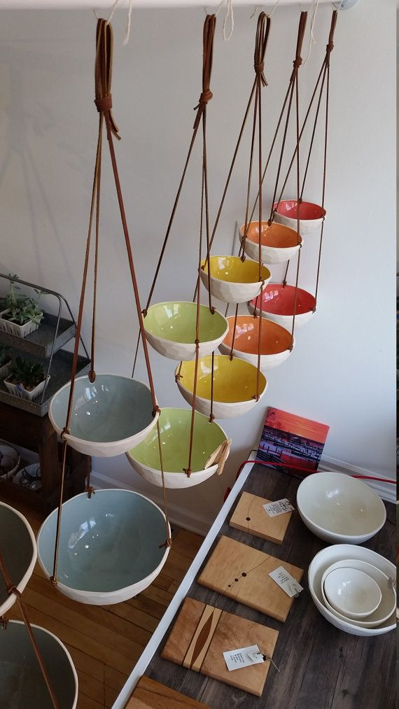 Custom Listing For Toma B Hanging Fruit Basket Orange Smooth