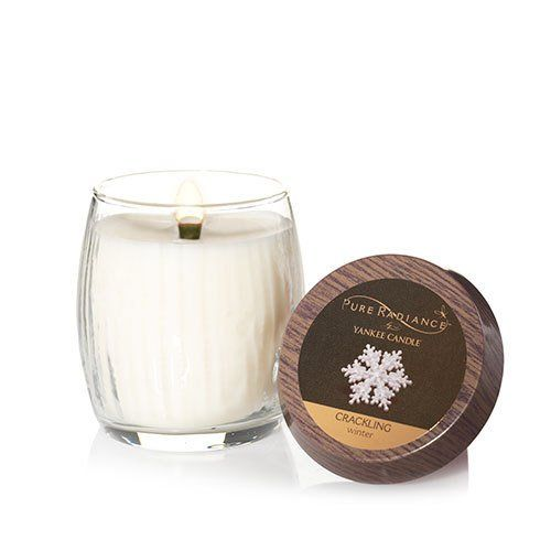 Yankee Candle Winter Small Pure Radiance Candle * Continue to the product at the image link.