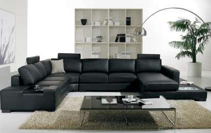 Arredare in bianco e nero, per una casa dal look grafico ...