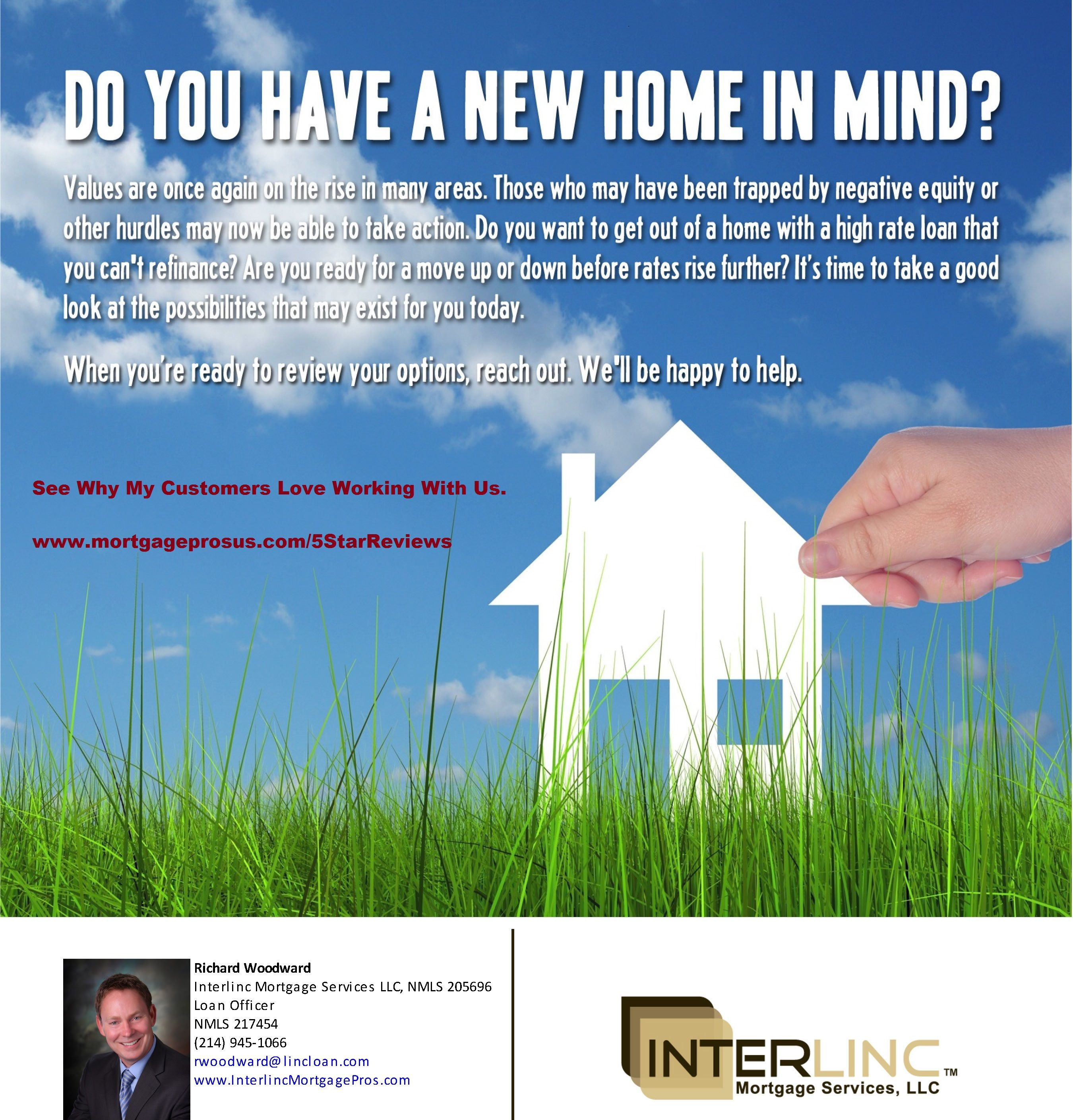 Do You Have A New Texas Home In Mind?