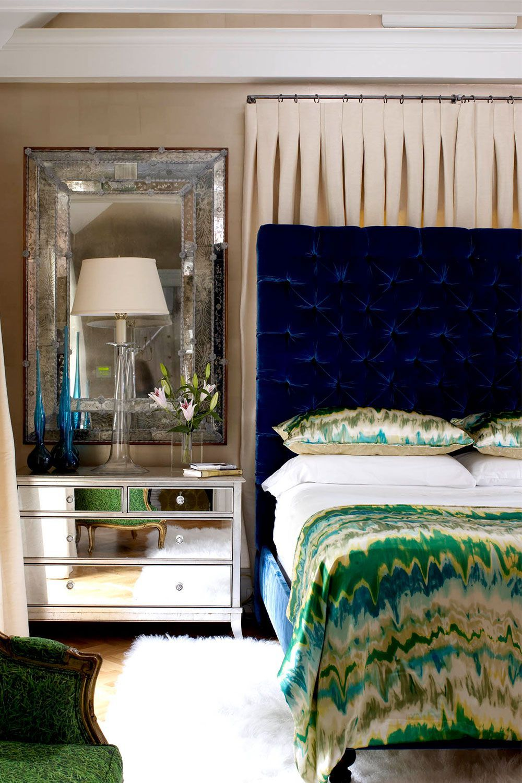 22 Green Bedroom Design Ideas for a Fresh Upgrade | 2018 Interior ...