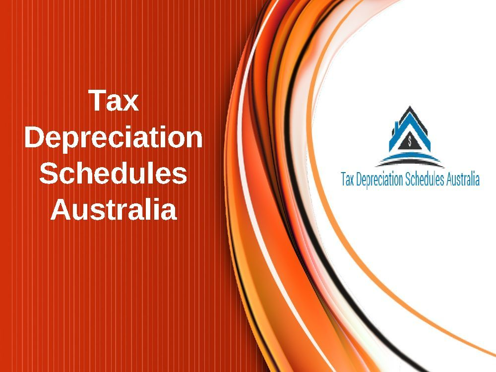 Tax Depreciation Schedules Australia is guaranted trained