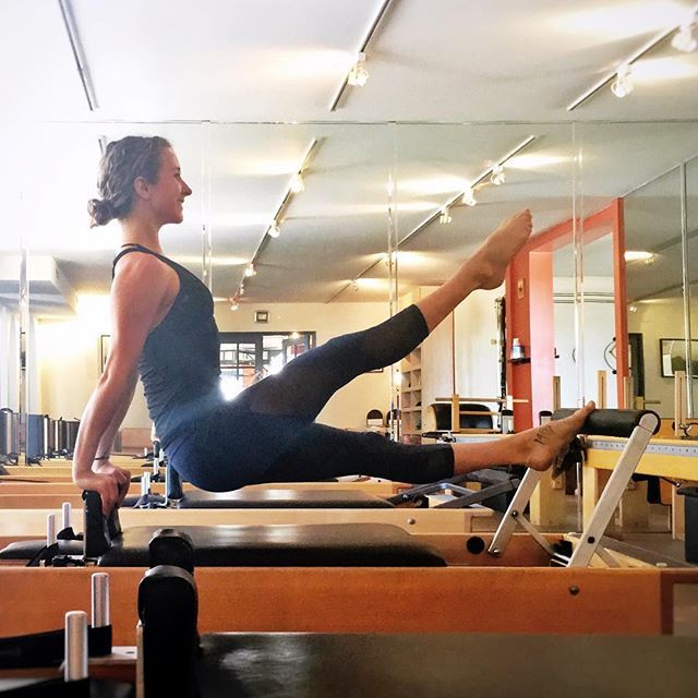 Pilates Puts Emphasis On Alignment Breathing Developing Your Core And Pilates Pilates Equipment Wednesday Workout