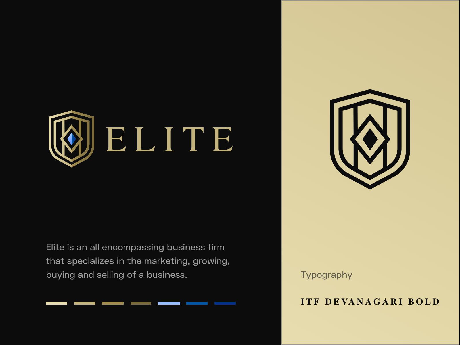 Elite Logo Elite Logos Logo Design