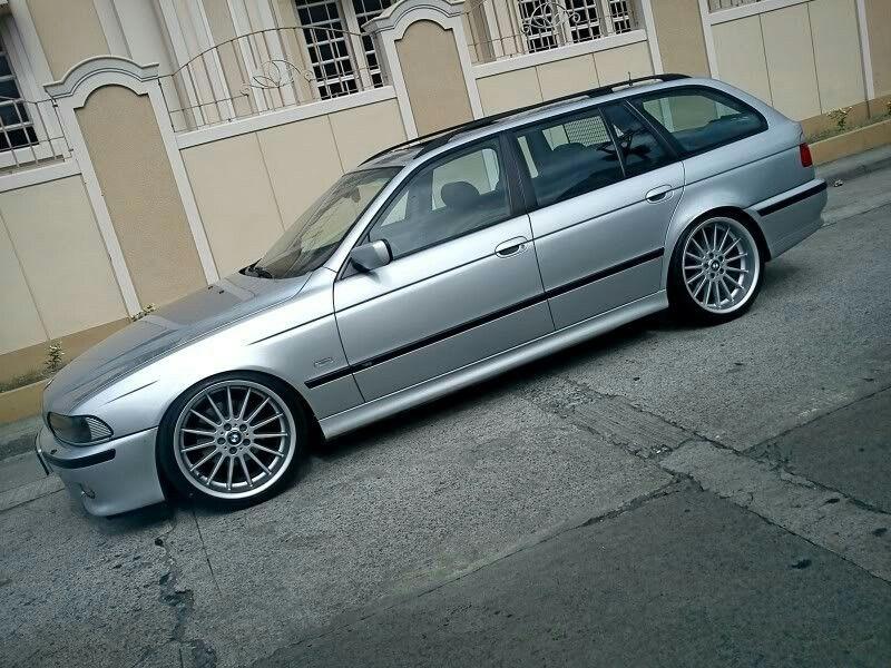 R20 Style 32 Bmw E39 Touring Bmw Bmw Touring