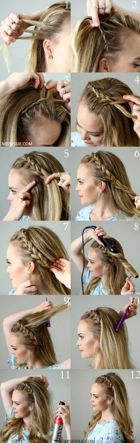 Diy ideas para trenzar tu cabello sin morir en el intento hair