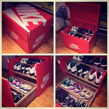 Rangement 2k17 Sneakers JordanStyle Nike De Boite Yymbf76gIv