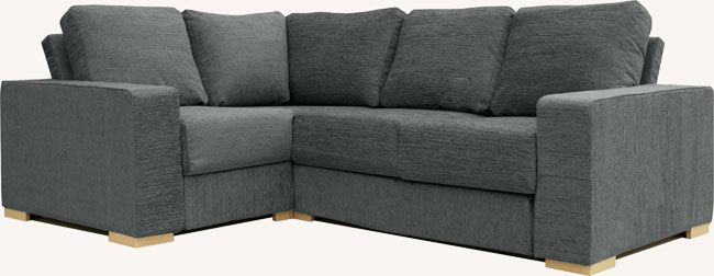 Ato 3X2 Corner Single Sofa Bed | corner couches | Pinterest