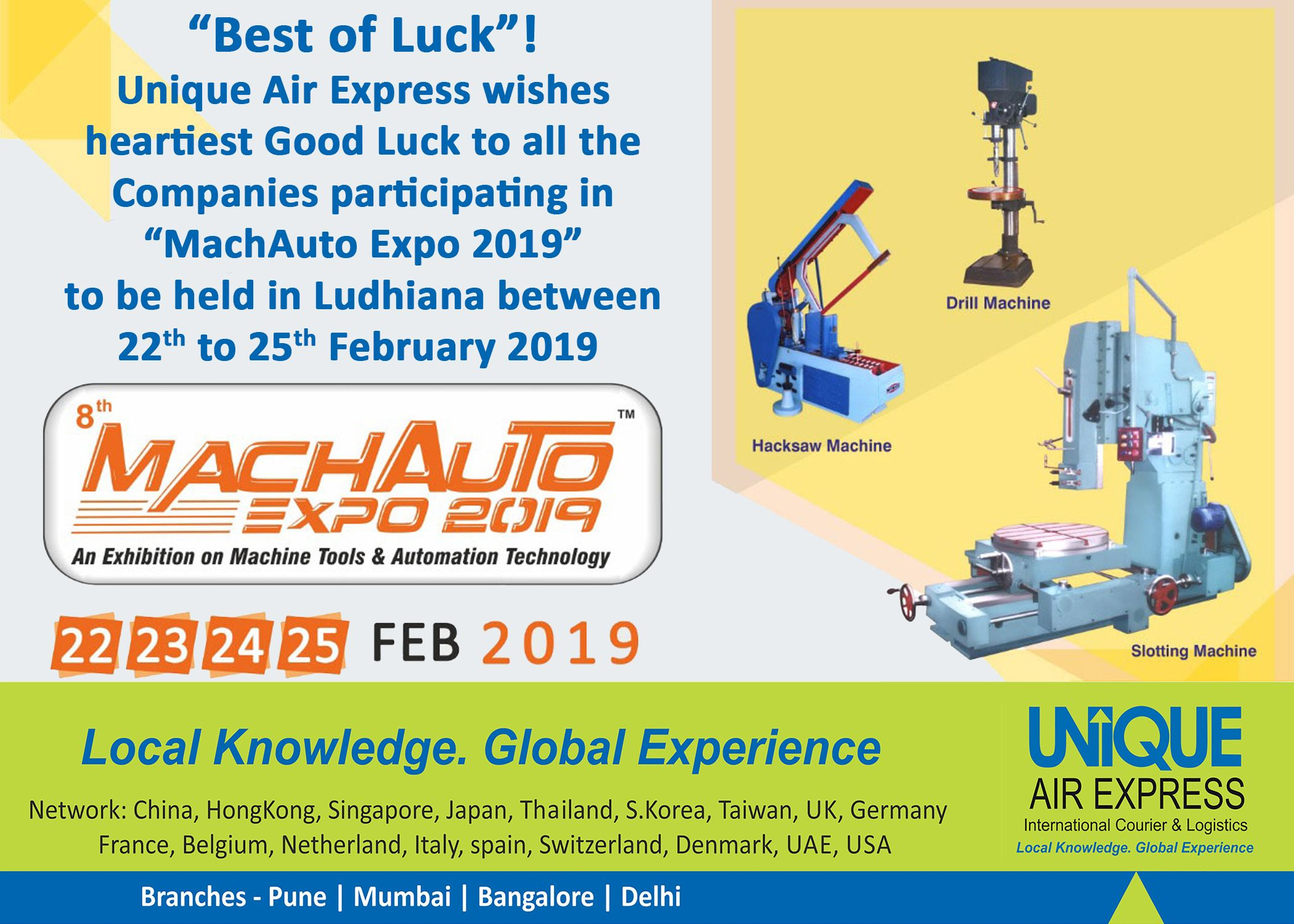 We Wish Good #Luck to The Companies Participating in