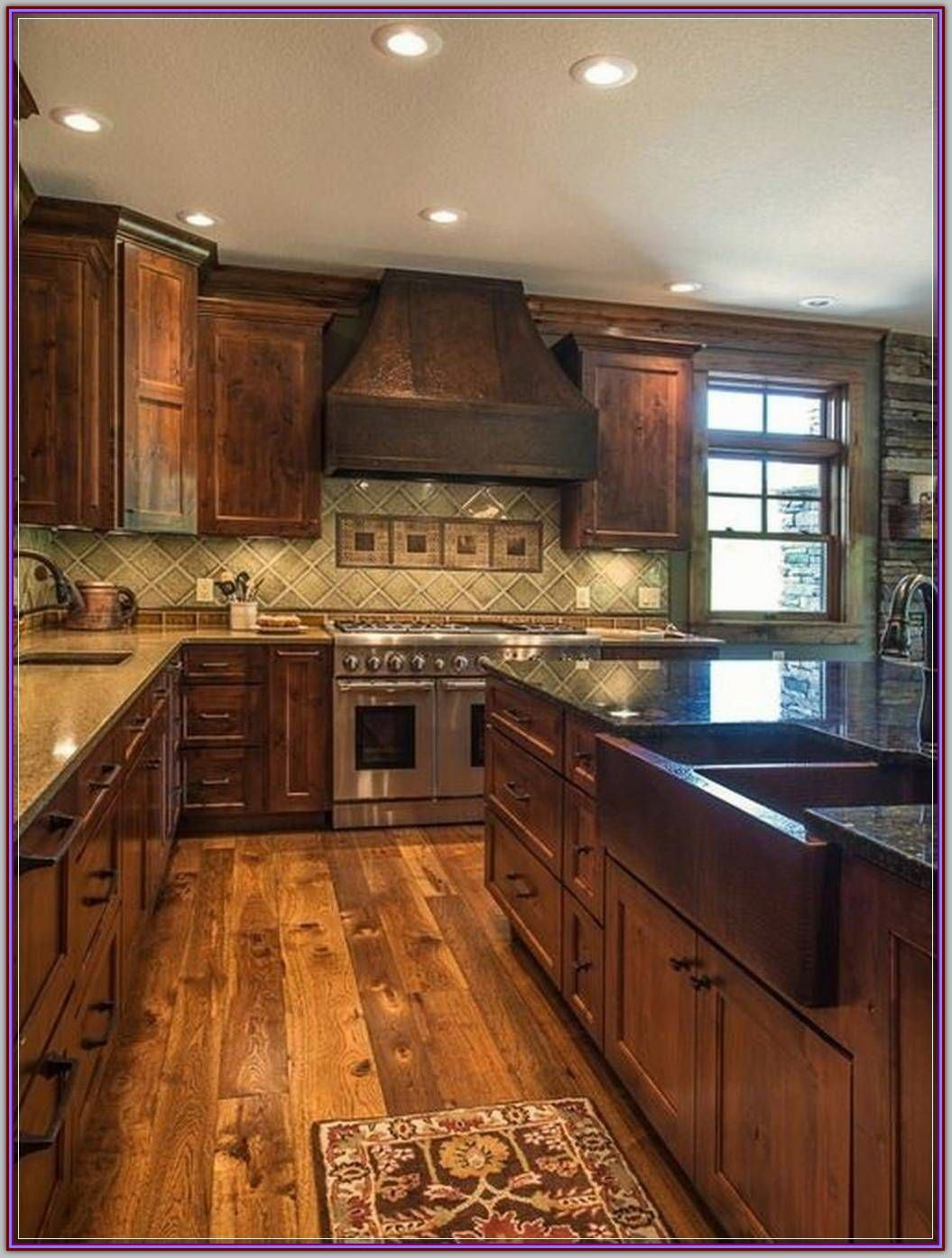 Quick Modern Rustic Kitchen Tips For Being Your Own ...