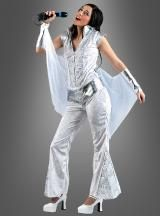 Kleidung Abba Stil