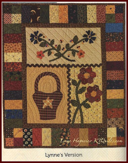 Heartspun Quilts ~ Pam Buda: The Summer Issue of Primitive Quilts is Here!