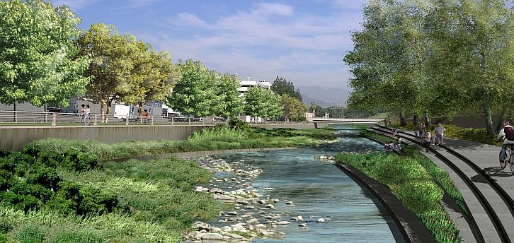 Home Los Angeles River The City Of Los Angeles Landscape