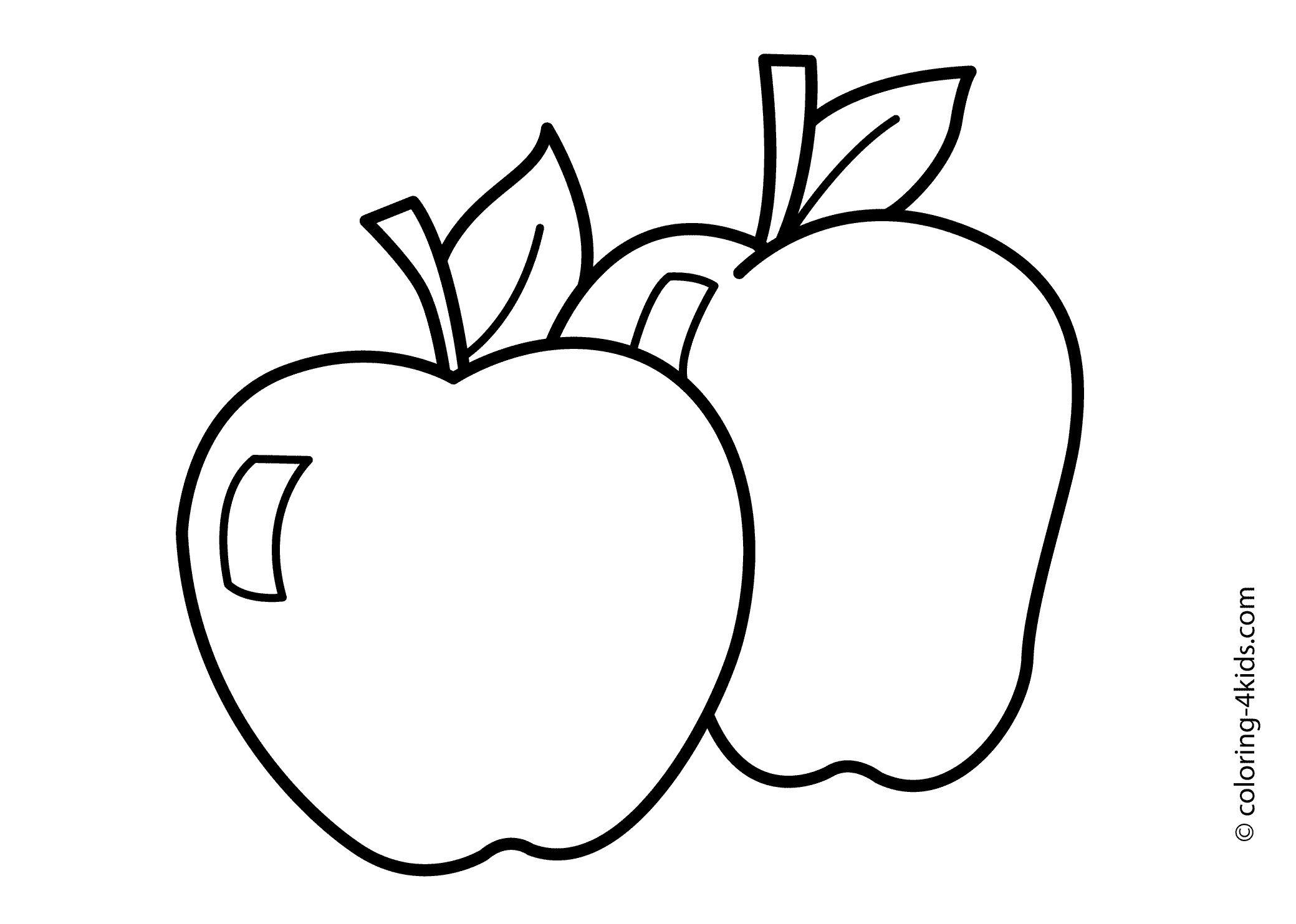 34 Inspirational Apple Coloring Pages Apple Coloring Pages Free Coloring Pages Apple Coloring
