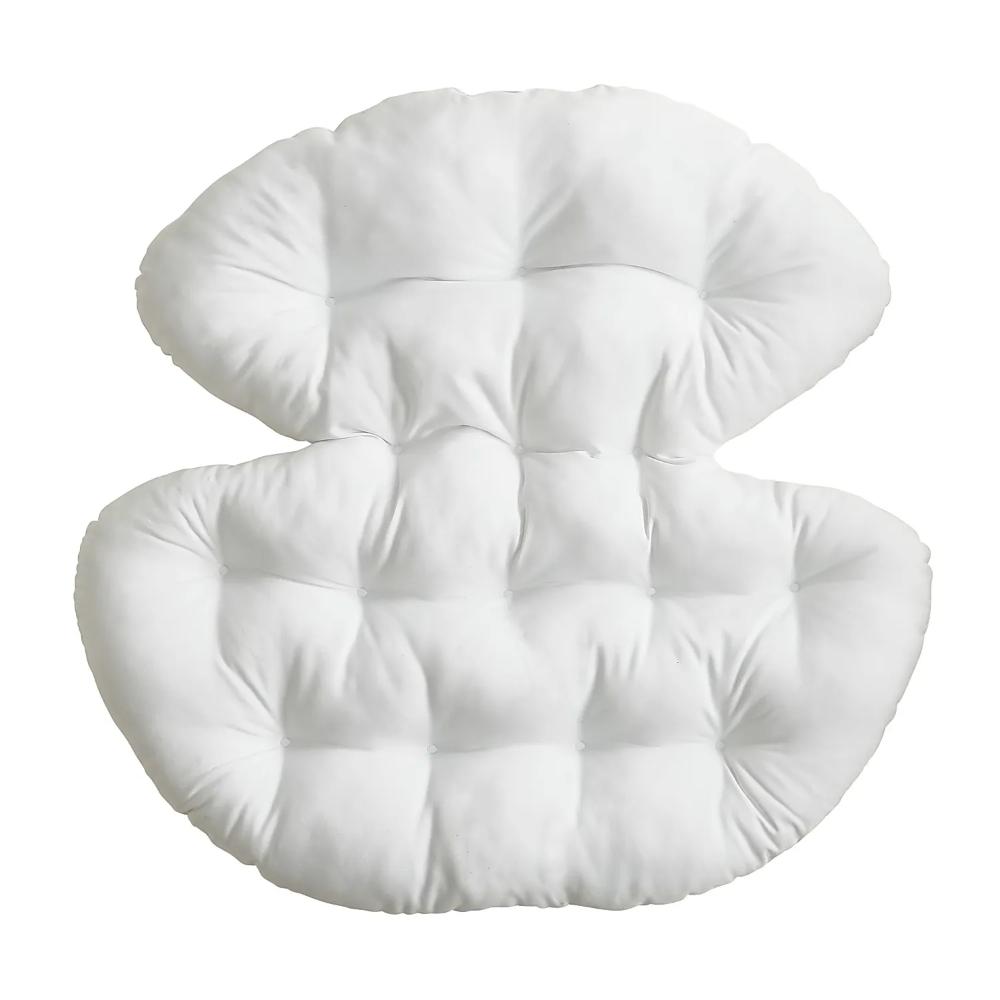 elina white willow swingasan cushion