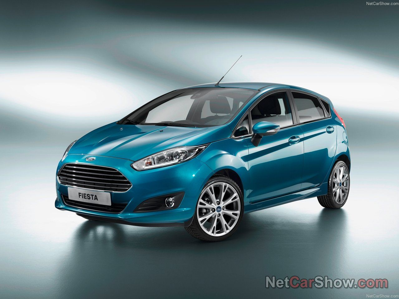 Ford Fiesta 2013 Fifi The Fiesta My Pretty Candy Blue Car Ford