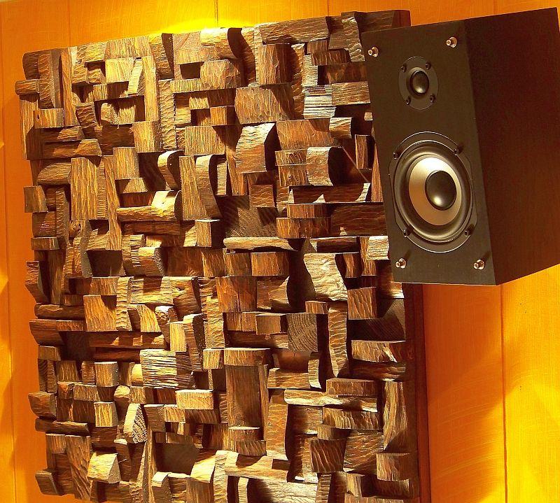 Acoustic art home studio music acoustic panels music