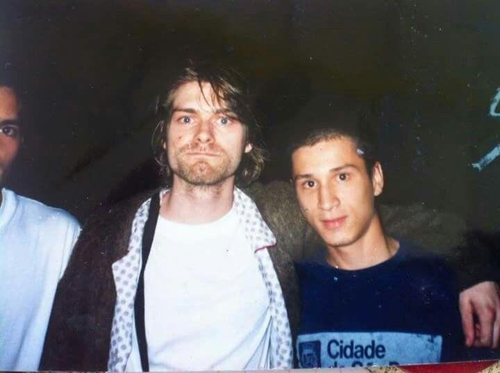 Wes Scantlin Kurt Cobain